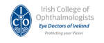 Image of Irish College of Ophthalmologists logo