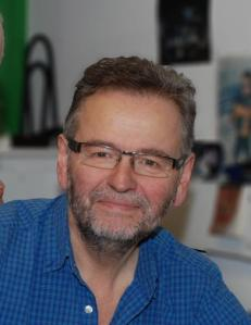 Image of Prof. Stephen Moss